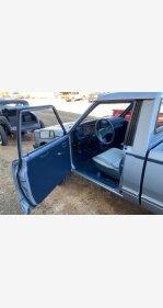 1986 Nissan Pickup 4x4 Regular Cab for sale 101440888