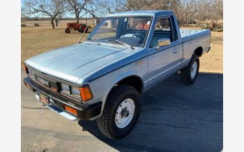 1986 Nissan Pickup 4x4 Regular Cab for sale 101440888