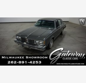 1986 Oldsmobile Cutlass Supreme for sale 101208096