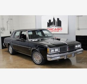 1986 Oldsmobile Cutlass Supreme Sedan for sale 101363851