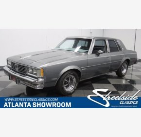 1986 Oldsmobile Cutlass Supreme for sale 101403851