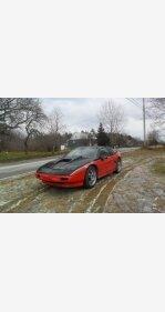 1986 Pontiac Fiero for sale 100943284