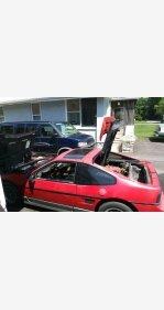 1986 Pontiac Fiero for sale 101006844