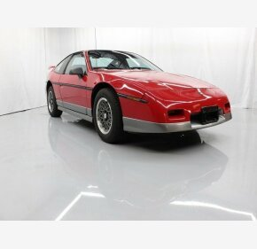 1986 Pontiac Fiero GT for sale 101097805