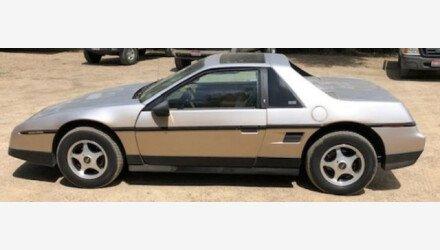 1986 Pontiac Fiero for sale 101168620
