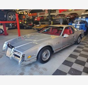 1986 Pontiac Fiero for sale 101332354