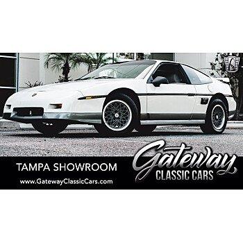 1986 Pontiac Fiero GT for sale 101375668