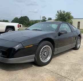 1986 Pontiac Fiero GT for sale 101385679