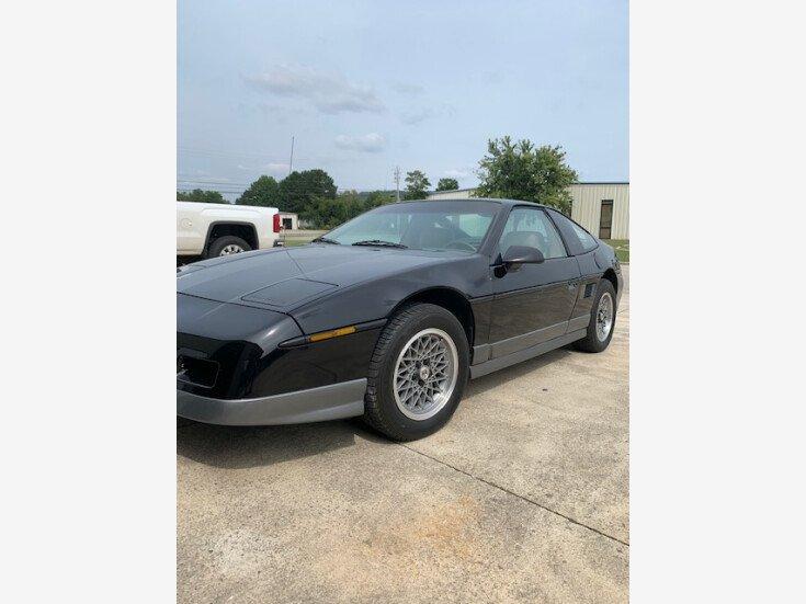 1986 Pontiac Fiero GT for sale 101385679