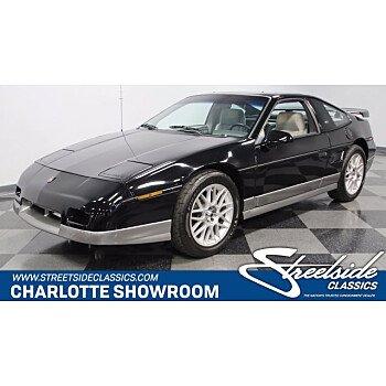 1986 Pontiac Fiero GT for sale 101472527