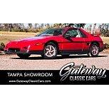 1986 Pontiac Fiero SE for sale 101506223