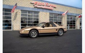 1986 Pontiac Fiero SE for sale 101610194