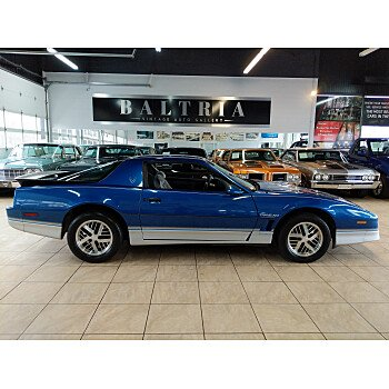 1986 Pontiac Firebird Trans Am Coupe for sale 101011386