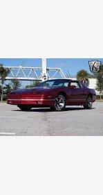 1986 Pontiac Firebird Trans Am Coupe for sale 101422713