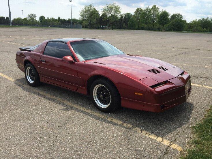 1986 Pontiac Firebird Trans Am Coupe for sale 101592848