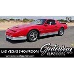 1986 Pontiac Firebird Trans Am Coupe for sale 101628883