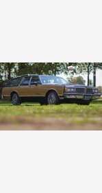 1986 Pontiac Parisienne Wagon for sale 101370590