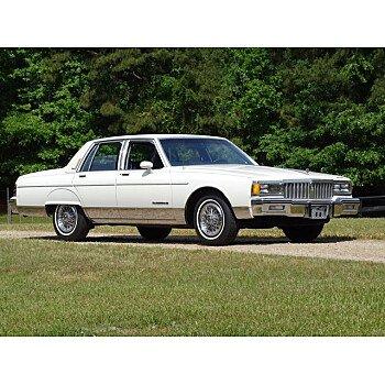 1986 Pontiac Parisienne for sale 101603196