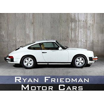 1986 Porsche 911 Carrera Coupe for sale 101032943