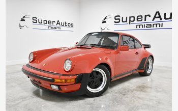 1986 Porsche 911 Turbo Coupe for sale 101380777