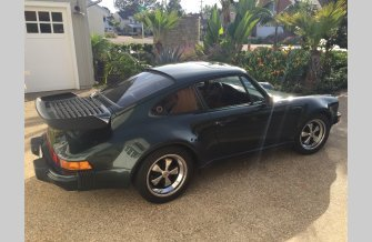 1986 Porsche 911 Turbo Coupe for sale 100778860