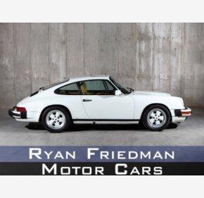 1986 Porsche 911 Carrera Coupe for sale 101032943