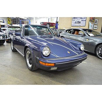 1986 Porsche 911 Carrera Cabriolet for sale 101123933