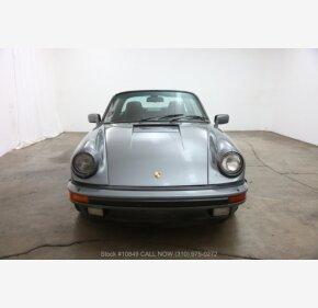1986 Porsche 911 Targa for sale 101183081