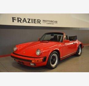 1986 Porsche 911 Carrera Cabriolet for sale 101200563