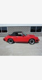 1986 Porsche 911 Carrera Cabriolet for sale 101223527