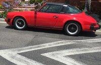 1986 Porsche 911 Targa for sale 101235509