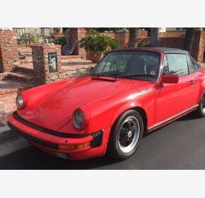 1986 Porsche 911 Targa for sale 101258707