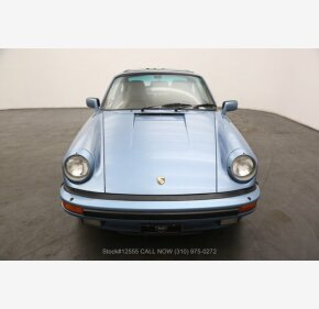 1986 Porsche 911 Coupe for sale 101401822