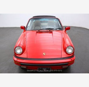 1986 Porsche 911 Targa for sale 101402409