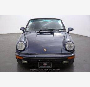 1986 Porsche 911 Cabriolet for sale 101479345