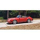 1986 Porsche 911 Cabriolet for sale 101588026