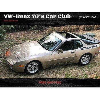 1986 Porsche 944 Turbo Coupe for sale 101187895