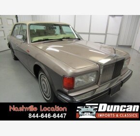 1986 Rolls-Royce Silver Spur for sale 101013097