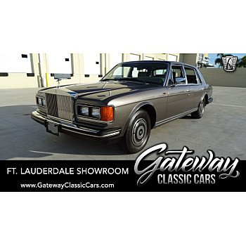1986 Rolls-Royce Silver Spur for sale 101238068