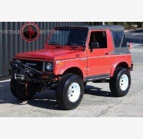 1986 Suzuki Samurai for sale 101438274