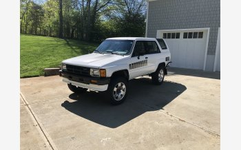 1986 Toyota 4Runner 4WD for sale 101308071