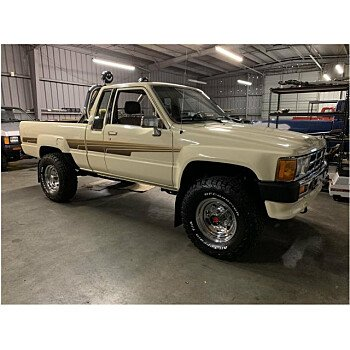 1986 Toyota Pickup 4x4 Xtracab SR5 for sale 101094740