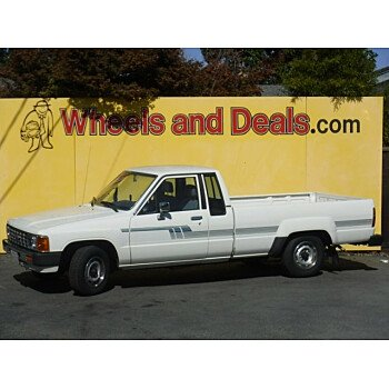 1986 Toyota Pickup 2WD Xtracab Deluxe for sale 101223615