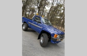 1986 Toyota Pickup 4x4 Regular Cab SR5 for sale 101391312
