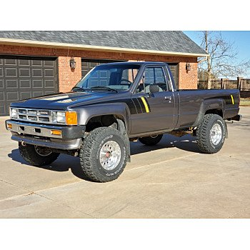 1986 Toyota Pickup 4x4 Regular Cab for sale 101435631