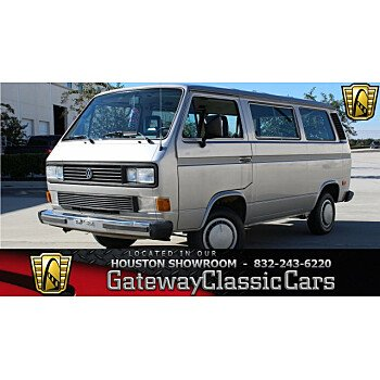 1986 Volkswagen Vanagon for sale 101057436