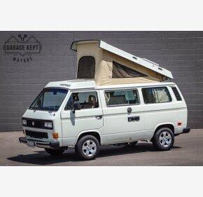 1986 Volkswagen Vanagon Camper for sale 101330188