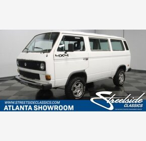 1986 Volkswagen Vanagon for sale 101375955
