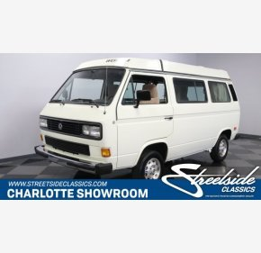 1986 Volkswagen Vans for sale 101200543