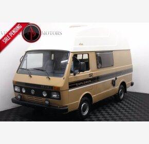 1986 Volkswagen Vans for sale 101434443